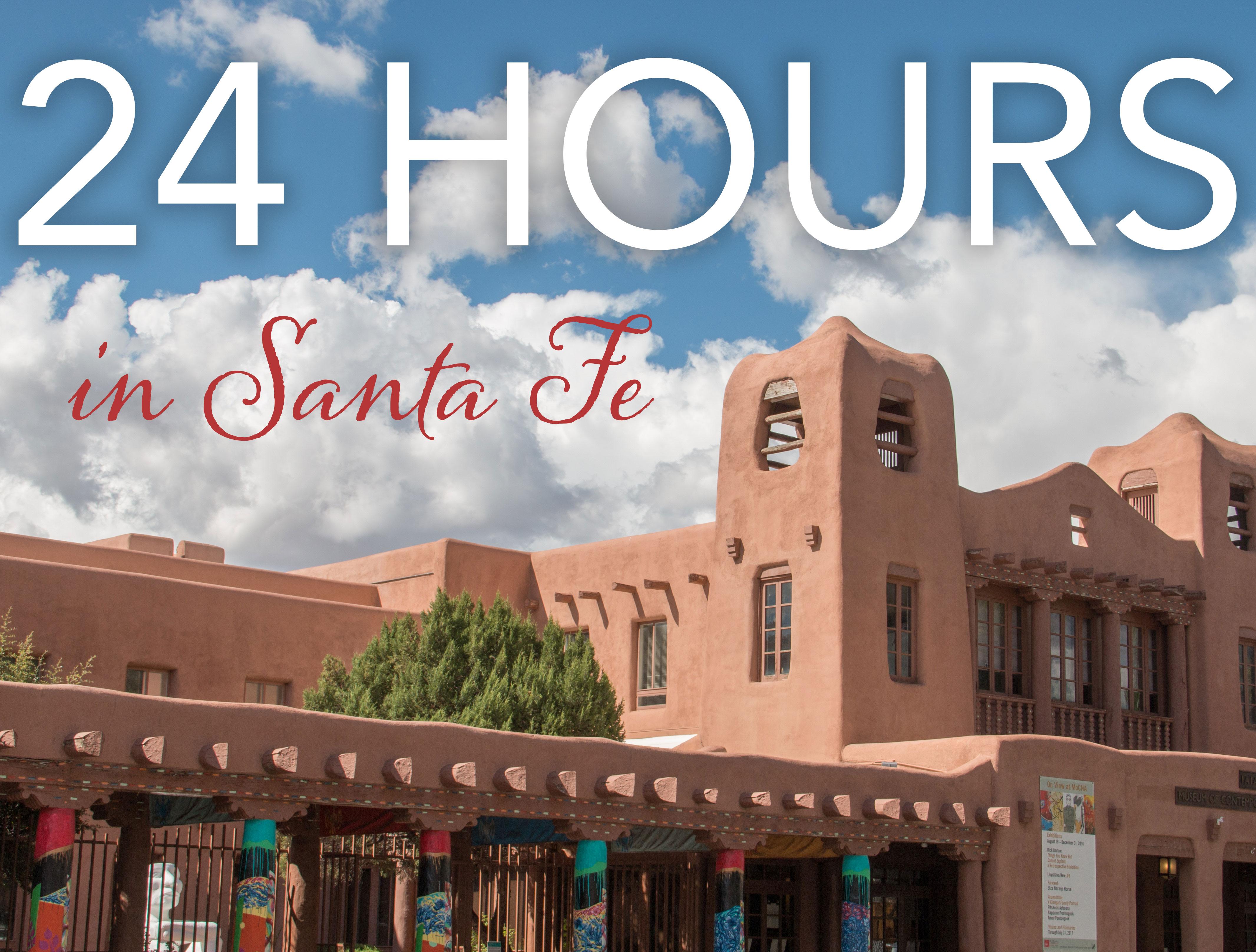Santa Fe Facebook: 24 Hours In Santa Fe